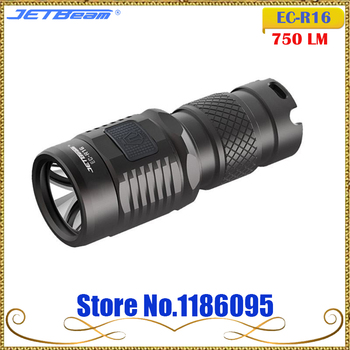 Jetbeam Niteye EF-R16 Edc Lanterne Cree XP-L Led-750 Lumen 4 Model Memory-Funktion Side Switch 16340 CR123A Lommelygte